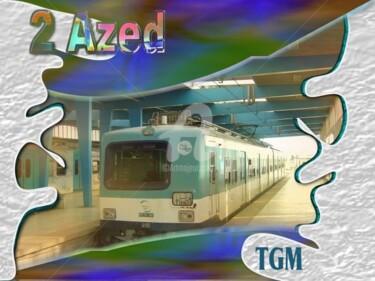 Le train de Tunis